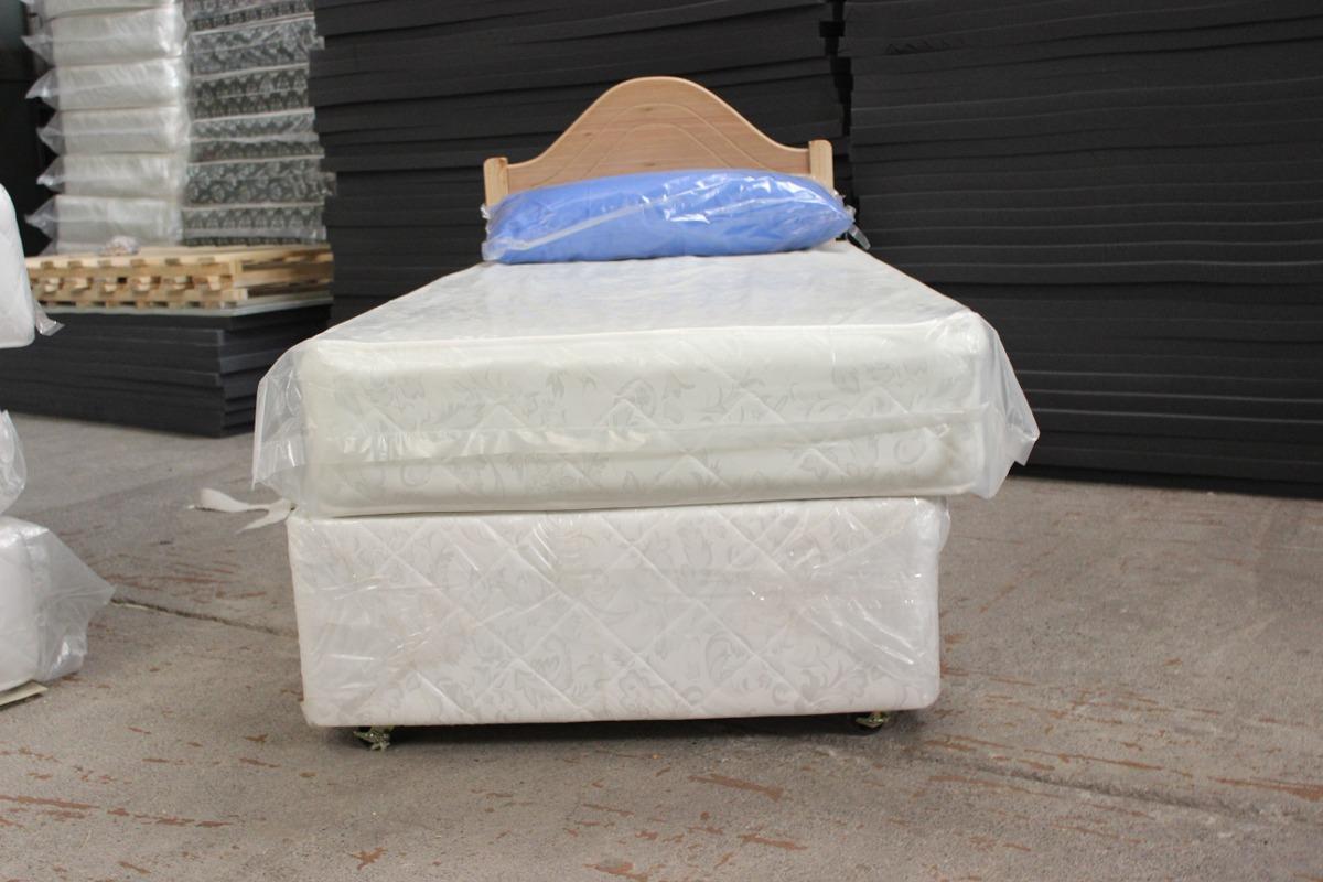 Oportunidad unica cama americana 1 plaza en for Precio de cama de 1 plaza