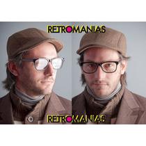 Marcos Opticos Italianos Excelentes Lentes Hipster Onderos