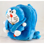 Mochila Doraemon Con Peluche Desmontable Gato Cósmico