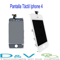 Pantalla Lcd Iphone 4 , Oferta Insuperable !!!