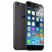 Pantalla Iphone 6 Cambio Las Condes + Mica Vidrio Templa