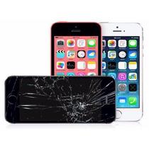 Pantalla Iphone 5s 5c Cambio Las Condes + Mica Vidrio Templa