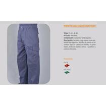 Pantalon Cargo Elasticado Algodon