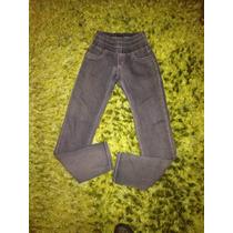 Jeans Pantalones Mezclilla Pitillos Tipo Leggins