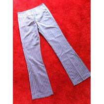 Basement Pantalon De Tela Formal 34/36