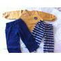 Poleron Y 2 Pantalones Carters 12 Meses (6-12 Meses) Niño