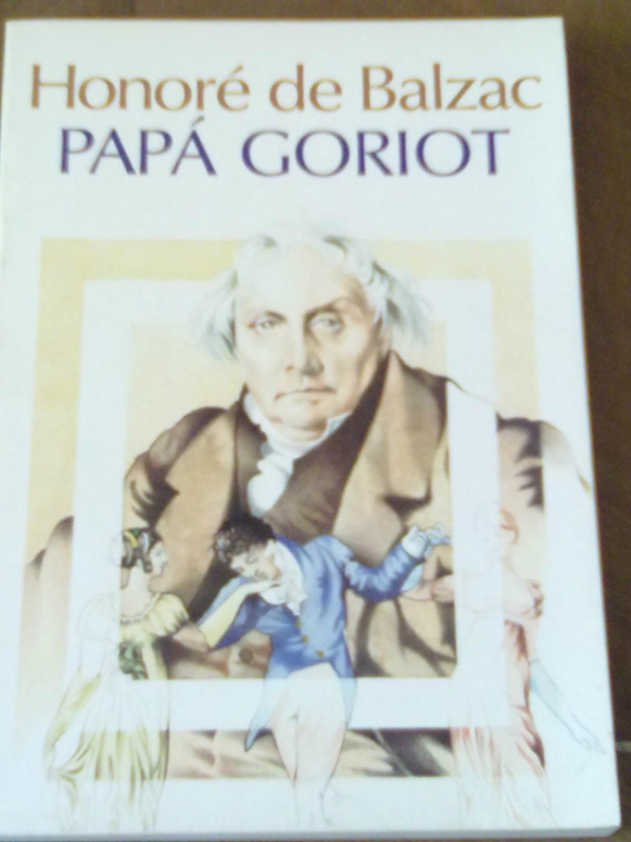 de papa goriot: