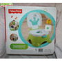 Pelela Fisher Price Banquito Real 2 En 1