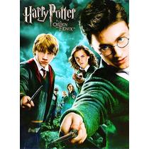 Animeantof: Dvd Original Harry Potter Y La Orden Del Fenix