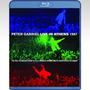 Peter Gabriel Live In Athens 1987 Blu Ray Dos Discos