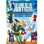Dvd La Liga De La Justicia Sin Limites Salvando Al Mundo- Dc
