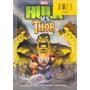 Dvd Original: Hulk Vs Thor - Marvel Animated Nuevo Sellado