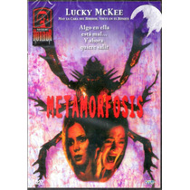 Animeantof: Dvd Metamorfosis - Sick Girl- Lucky Mckee Horror