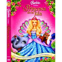 Animeantof: Dvd Barbie Princesa De La Isla -navidad-dia Niño
