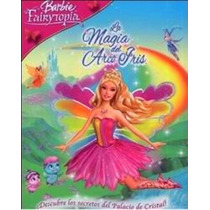Dvd Original : Barbie La Magia Del Arco Iris - Navidad Niño