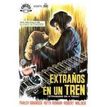 Dvd Original : Extraños En Un Tren - Hitchcock - Suspenso