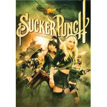 Dvd Original : Sucker Punch Mundo Surreal - Muy Escaso