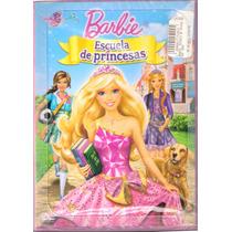 Animeantof: Dvd Barbie Escuela De Princesas- Estreno Navidad