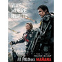 Dvd Original: Al Filo Del Mañana Edge Of Tomorrow Tom Cruise