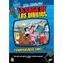 La Casa De Los Dibujos Temporada 1 Dvd Original Nuevo Sellad