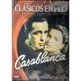 Dvd Original: Casablanca - Clasico 1943 Imperdible Eterno