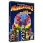 Animeantof: Dvd Madagascar 3 Los Fugitivos Europe