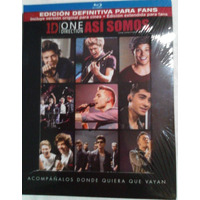 1d Asi Somos (one Direction This Is Us) Blu Ray