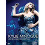Dvd - Kylie Minogue - Live In London Concert 2