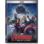 Dvd Original Marvel Avengers Los Vengadores Era De Ultron