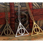 Harry Potter Collar Reliquias De La Muerte $ 3500