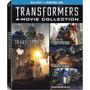 Pack Colección Transformers - Las 4 Películas En Blu Ray