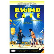 Dvd Original: Bagdad Cafe - Percy Adlon- Jack Palance Escaso