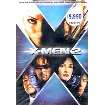 Dvd Original X-men 2 - Los Hombres X Pelicula 2