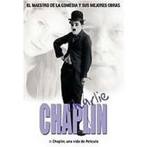 Animeantof: Dvd Chaplin Una Vida De Pelicula - Navidad