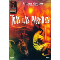 Animeantof: Dvd Tras Las Paredes- Stuart Gordon- Witchouse