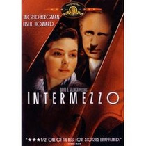 Dvd Original Clasico: Intermezzo - Ingrid Bergman- 1939