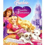 Dvd Barbie En El Castillo De Diamantes- Navidad Dia Del Niño