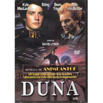 Animeantof: Dvd Duna La Pelicula- Dune Movie Original Escaso