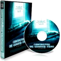 Dvd Original: Contactos De Cuarto Tipo - The Fourth Kind