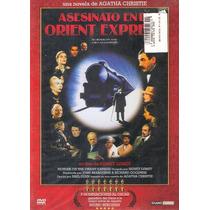 Animeantof: Dvd Asesinato En El Expreso De Oriente- S. Lumet