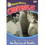 Animeantof: Dvd Cantinflas Un Dia Con El Diablo - Andres Sol