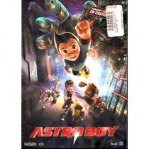 Dvd Original: Astroboy 2009 La Pelicula - Monitos Oferta