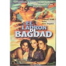Animeantof: Dvd El Ladron De Bagdad- Clasico 3 Oscar- Sabu