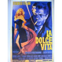 Poster De La Dolce Vita