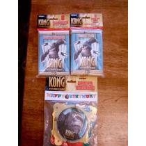 King Kong Celebra Tu Cumpleaños Con Cartas Y Mas