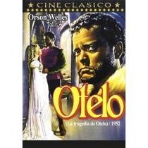 Animeantof: Dvd Otelo- Otello- Othello- Orson Welles
