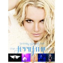 Britney Spears - The Femme Fatale Tour Live (dvd)