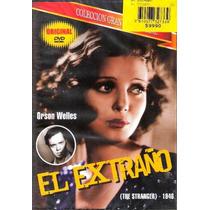 Animeantof: Cine Clasico: Dvd El Extraño - Orson Welles
