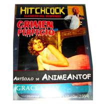Animeantof: Dvd Crimen Perfecto Hitchcock-otoño-dia Amigo