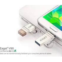 Pend Drive Usb Y Otg 16 Gb Reales Para Celulares, Tablet, Pc